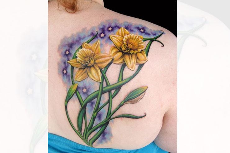 Daffodil-tattoos-designs-and-ideas02