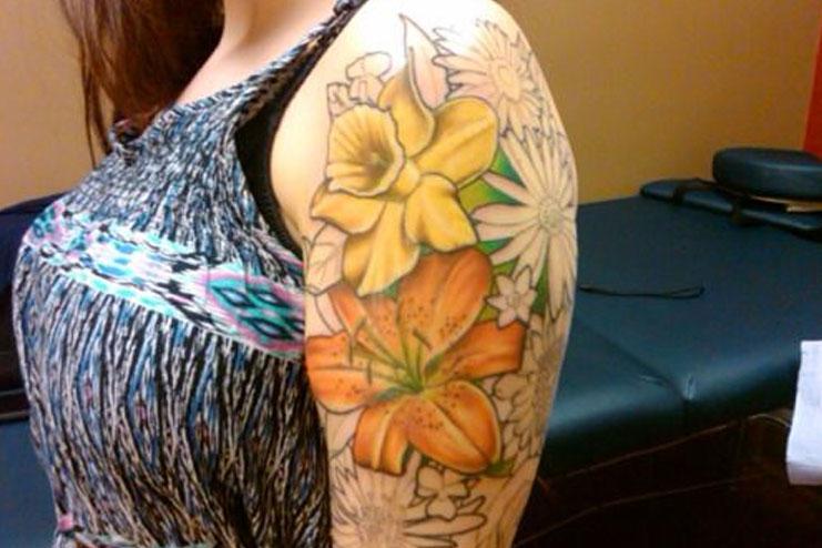 Daffodil-tattoos-designs-and-ideas06