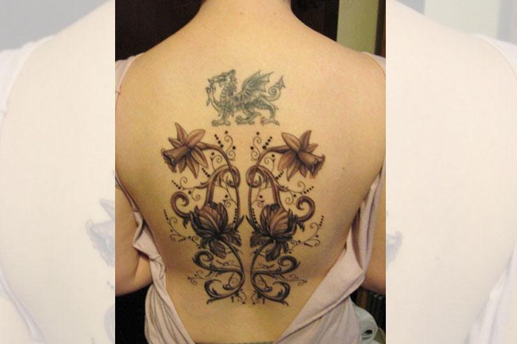 Daffodil-tattoos-designs-and-ideas12
