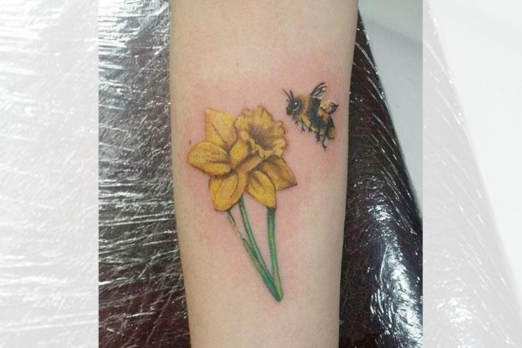 Daffodil-tattoos-designs-and-ideas13