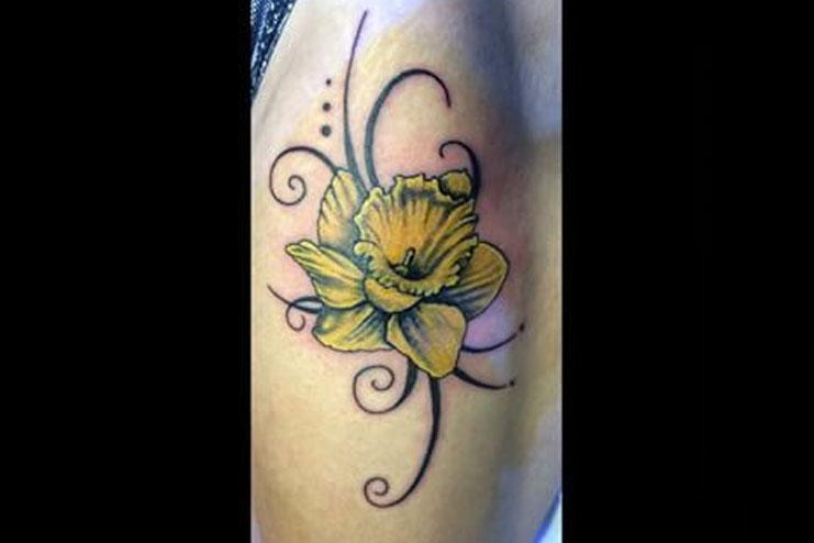 Daffodil-tattoos-designs-and-ideas18