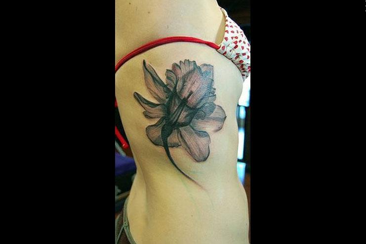 Daffodil-tattoos-designs-and-ideas21