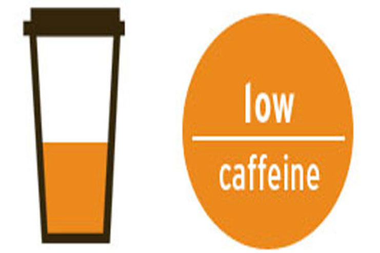 Reduce one cup of caffeine a day
