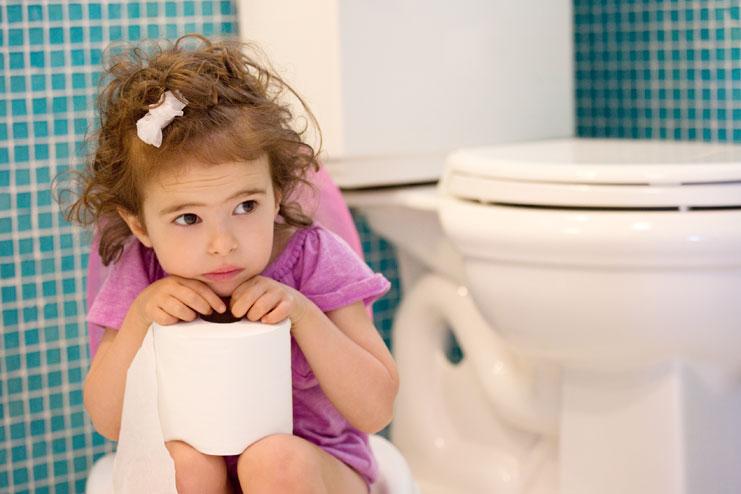 Regression post potty training