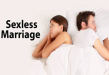 How to deal with a sexless marriage