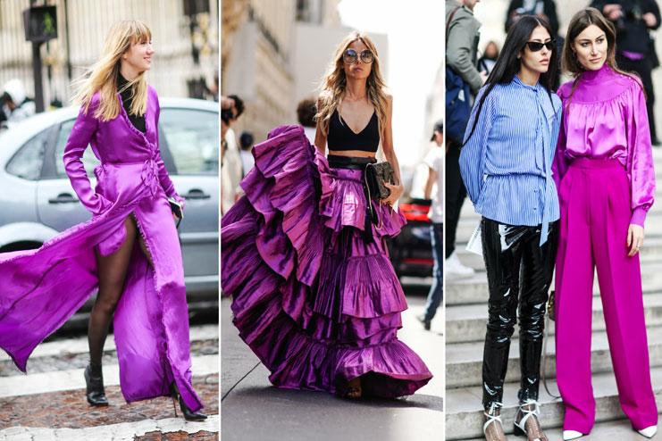 Lavender or ultra violet
