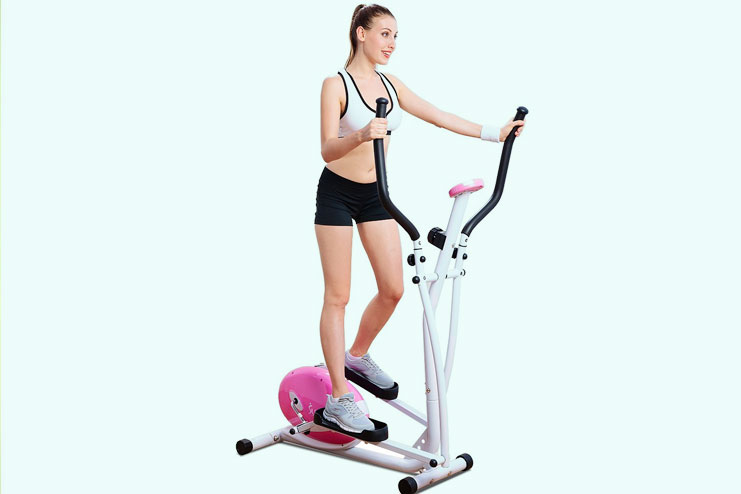 Elliptical machine for home gym