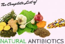 strongest natural antibiotics