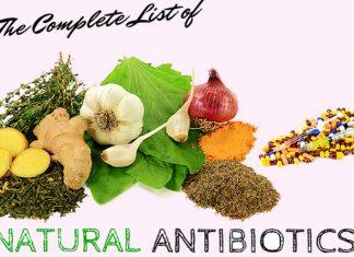 strongest natural antibiotics