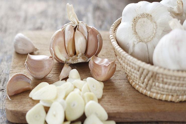 Garlic-strongest natural antibiotics