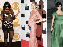 Fashion tips during pregnancy