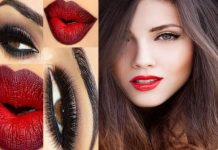 Valentines Day Makeup ideas