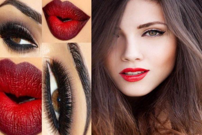 Valentines Day Makeup ideas