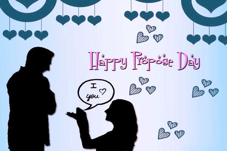 Propose Day celebrated on Feb 8th
