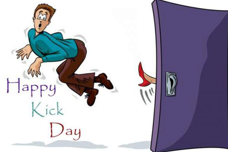 Kick day on Feb 16th