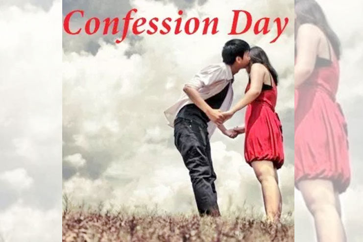 Confession day on Feb 19th