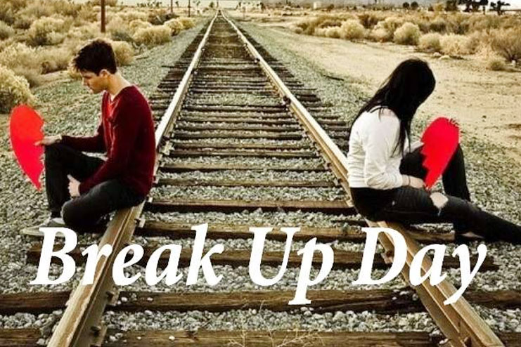 Break up day on Feb 21st