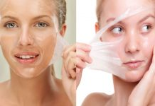 benefits of peel off face masks