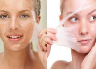 benefits of peel off face masks