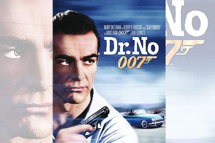 James Bond-movie dialogues