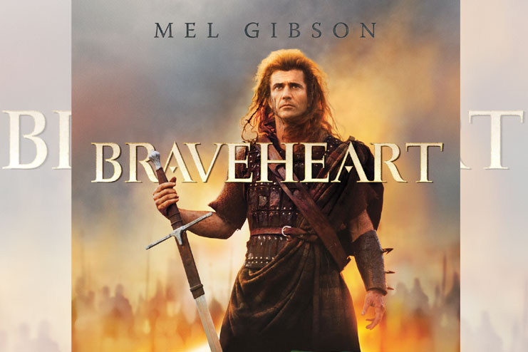 Braveheart by Mel Gibson-movie dialogues