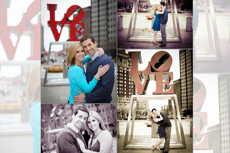 wonderful card collage with pics-Valentine's Day gift ideas