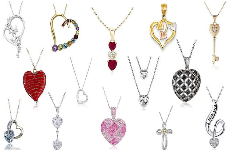 Gift her diamonds or pearls-Valentine's Day gift ideas