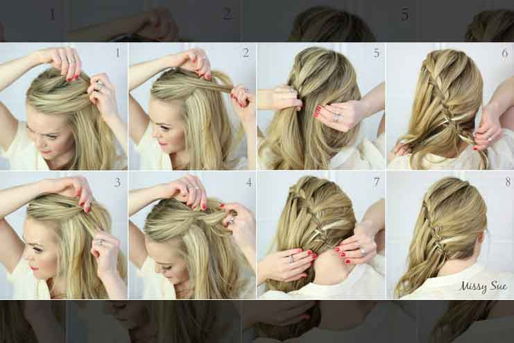 How-to-Do-a-Waterfall-Braid-hairstyle06