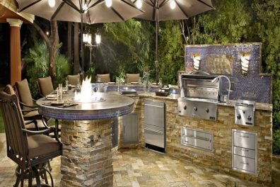 Wonderful Outdoor Kitchen Ideas Which Are Just So Stunning