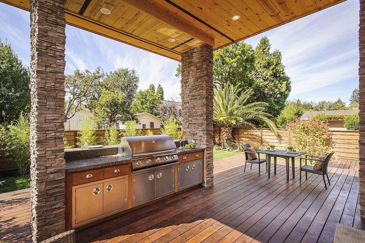 Wonderful Outdoor kitchen ideas which are just so stunning