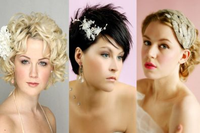 Top 25 amazing bridal short hairstyles you must know about (and try them too)