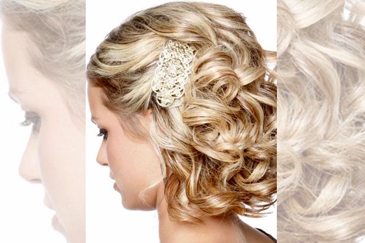 Bridal-Short-Hairstyles