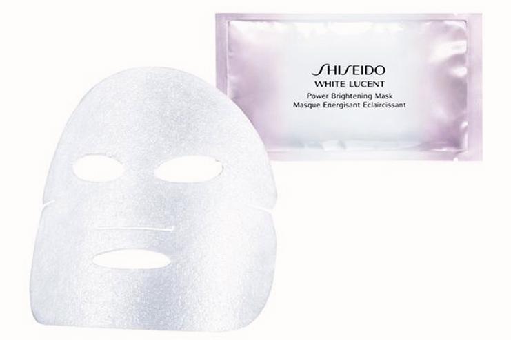 White Lucent Power Brightening Mask