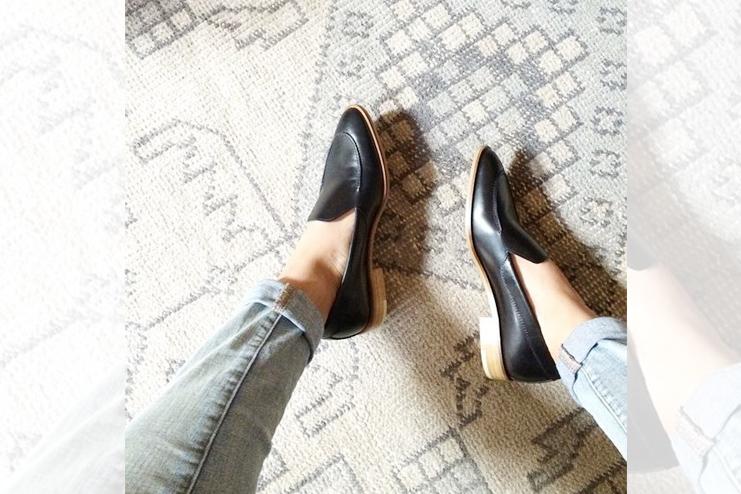 Modern women's Loafer