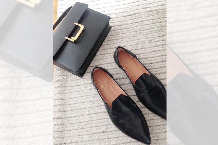 Stellato Pointy women's Loafers