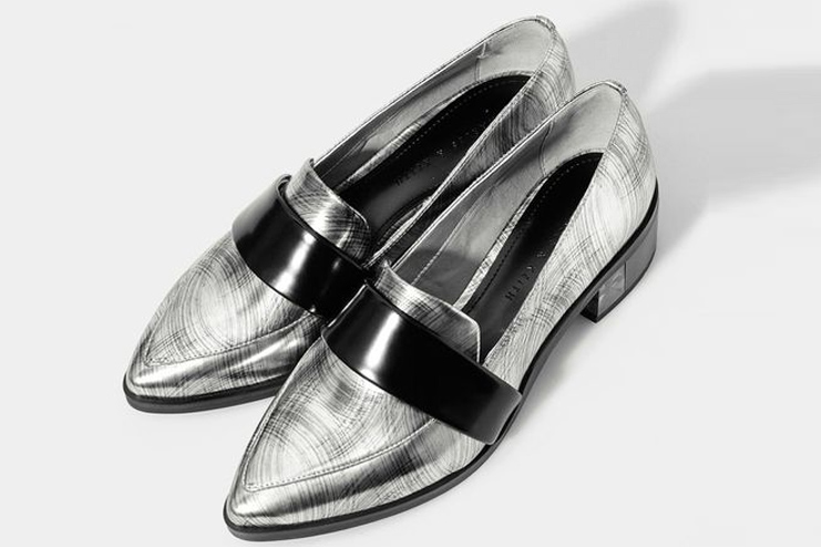 Pointed Loafers - Charles & Keith