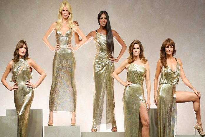 top fashion models