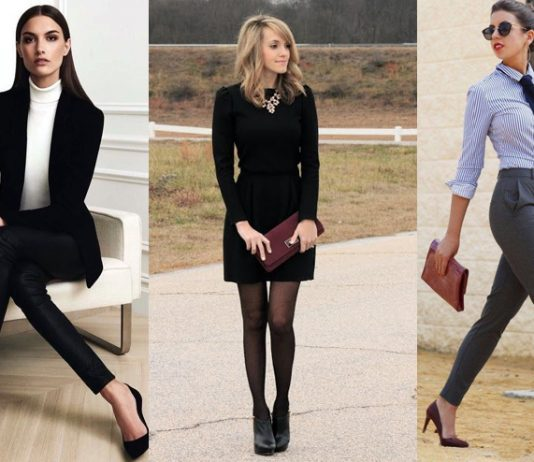 What to Wear for an interview Female