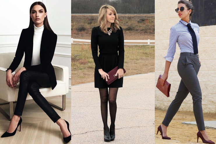 9 impressive outfits that women can wear for an interview