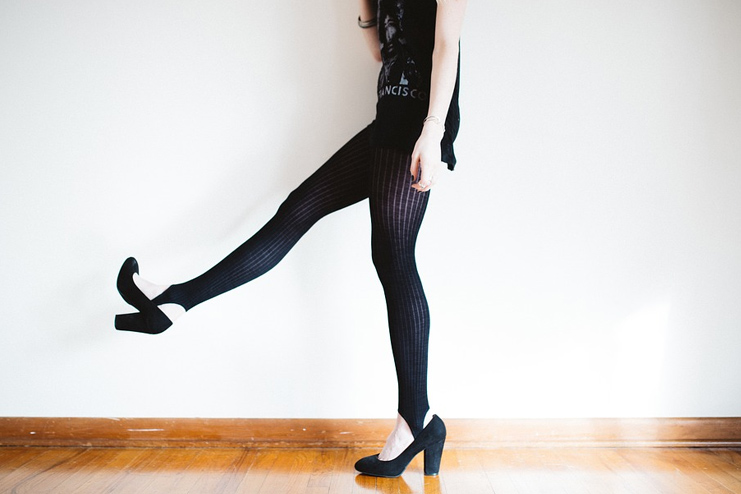 Leg it up