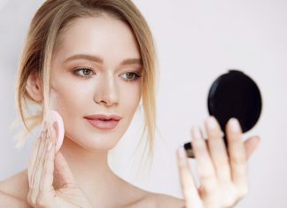 powders for oily skin