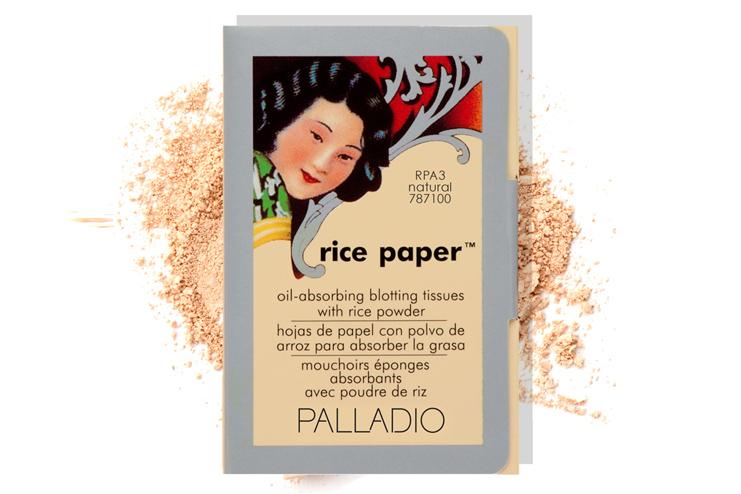 Palladio Oil Absorbing Rice Powder