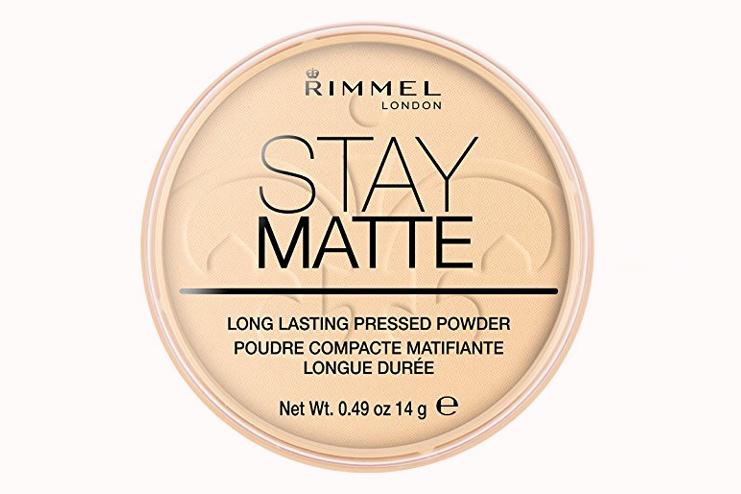 Rimmel London Stay Matte Long-Lasting Pressed Powder