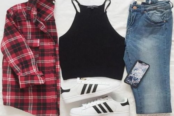 The school outfit