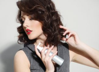 hair spray for women