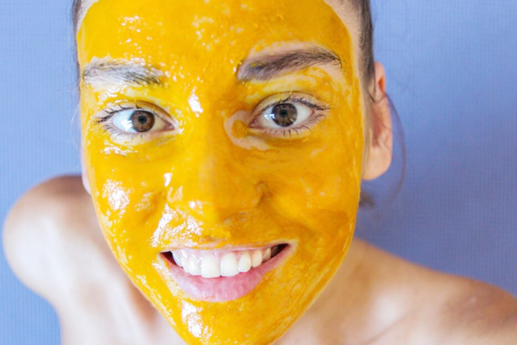 Start using fruit peels and face masks