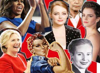 Inspiring Female Celebrities