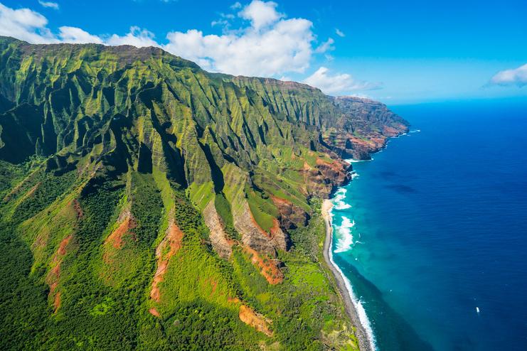 Kauai in Hawaii