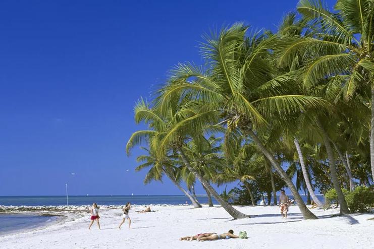 Keywest in Florida