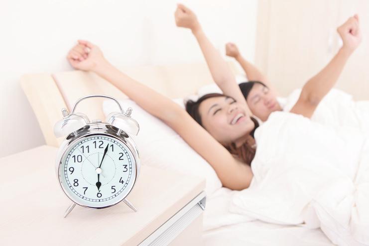 Make a proper sleep schedule